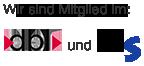 Logos dbl und dbs